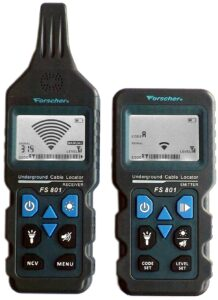 szukacz detektor kabli forscher fs801