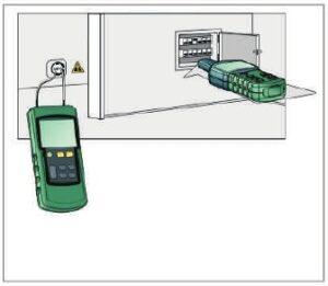 mastech detektor ms6818 wyszukiwanie zabezpieczeń elektrycznych